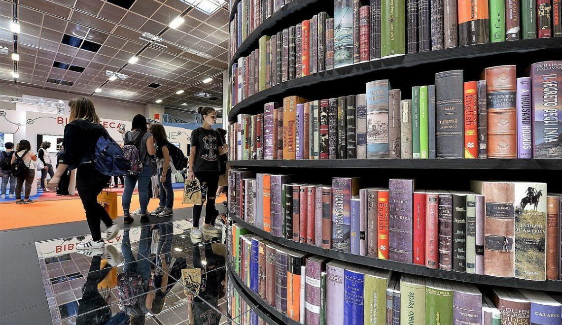 31° Salone del Libro, a Torino in treno per la più famosa fiera dell'editoria