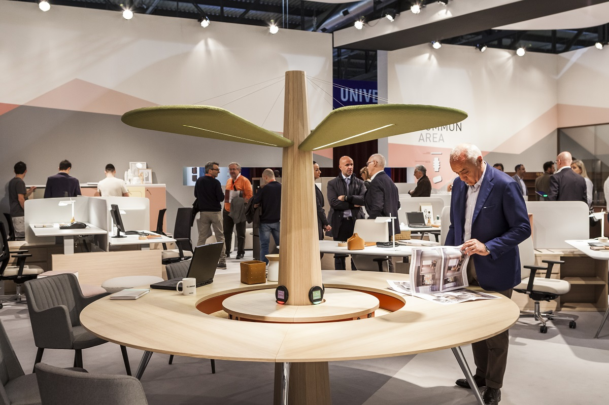 Salone del mobile 2018 a milano espositori pronti per la for Salone del mobile 3018