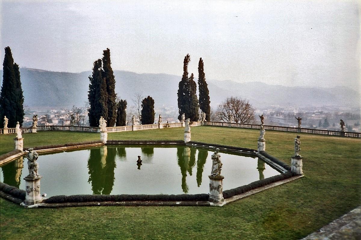 ville palladiane vicenza villa trissino