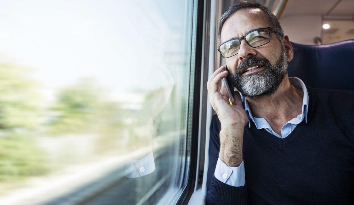 Vorresti anticipare il ritorno in treno se un meeting finisce prima del solito?