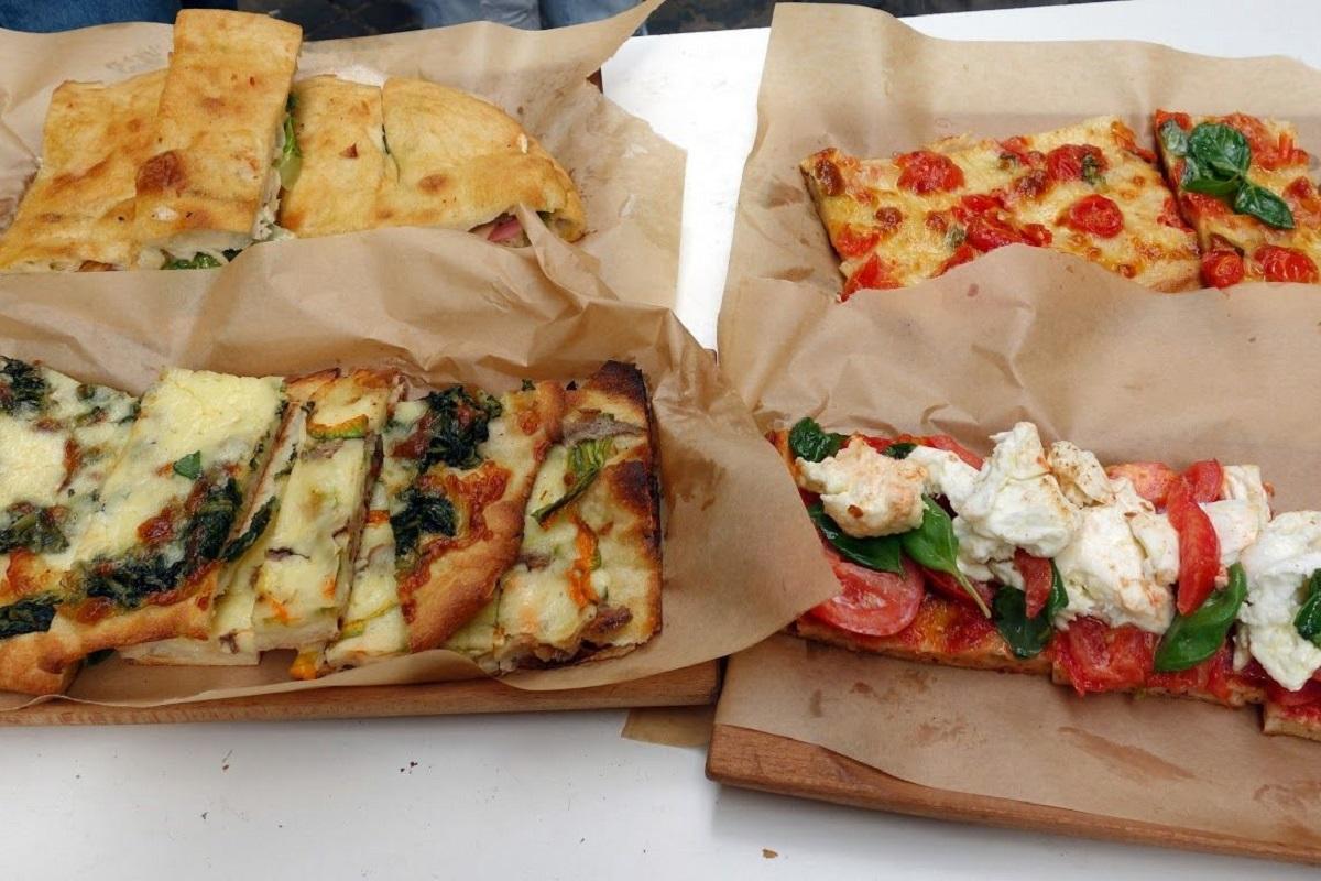 Street food a roma cosa mangiare e dove dalla colazione for Cosa mangiare a roma