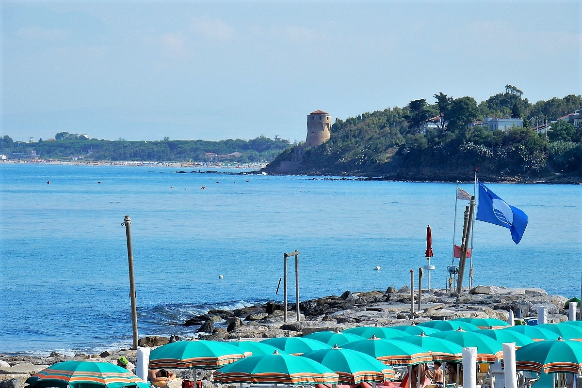 Ecco le spiagge Bandiera Blu 2018 della Campania tuffiamoci - Agropoli