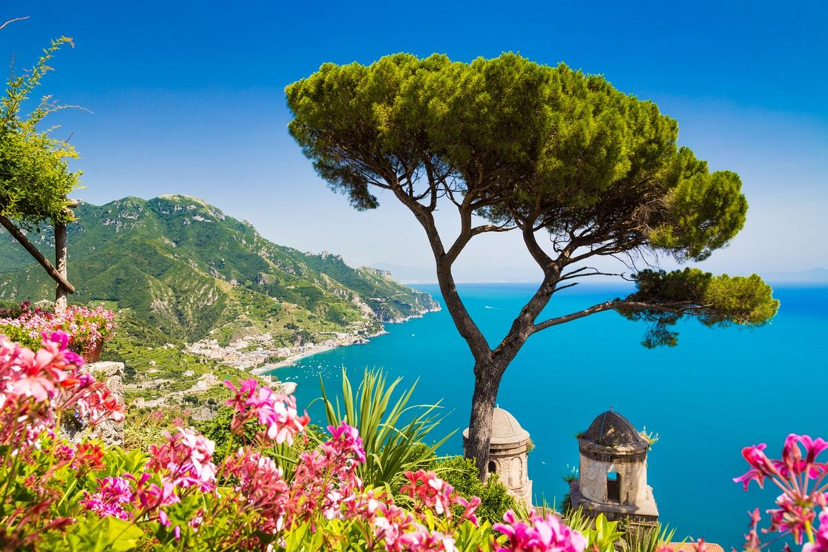 Ecco le spiagge Bandiera Blu 2018 della Campania tuffiamoci - Costiera Amalfitana