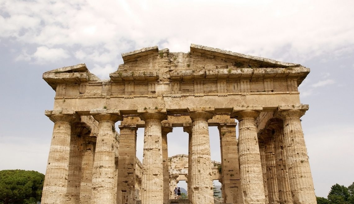 Paestum: spiagge e scavi archeologici in un'unica vacanza