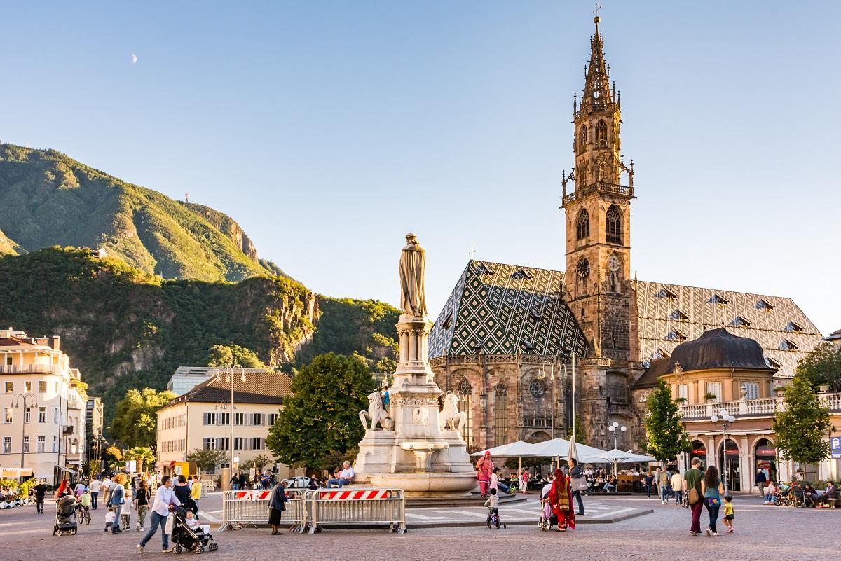 Weekend relax a Bolzano: una fuga dalla città per rigenerarsi - Bolzano centro