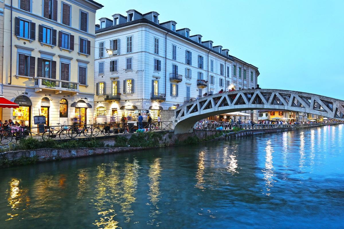 Riunione di lavoro a Milano in estate? Ecco cosa fare la sera - Navigli