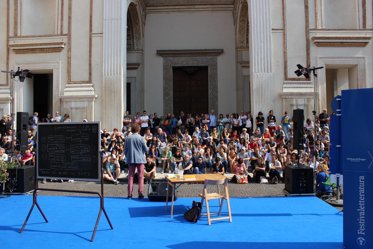 Festival Letteratura Mantova il programma dell'edizione 2018 -2