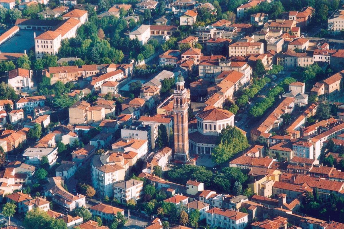 Il centro storico di Rovigo e le sue piazze tutte da visitare - Rovigo comune di rovigo
