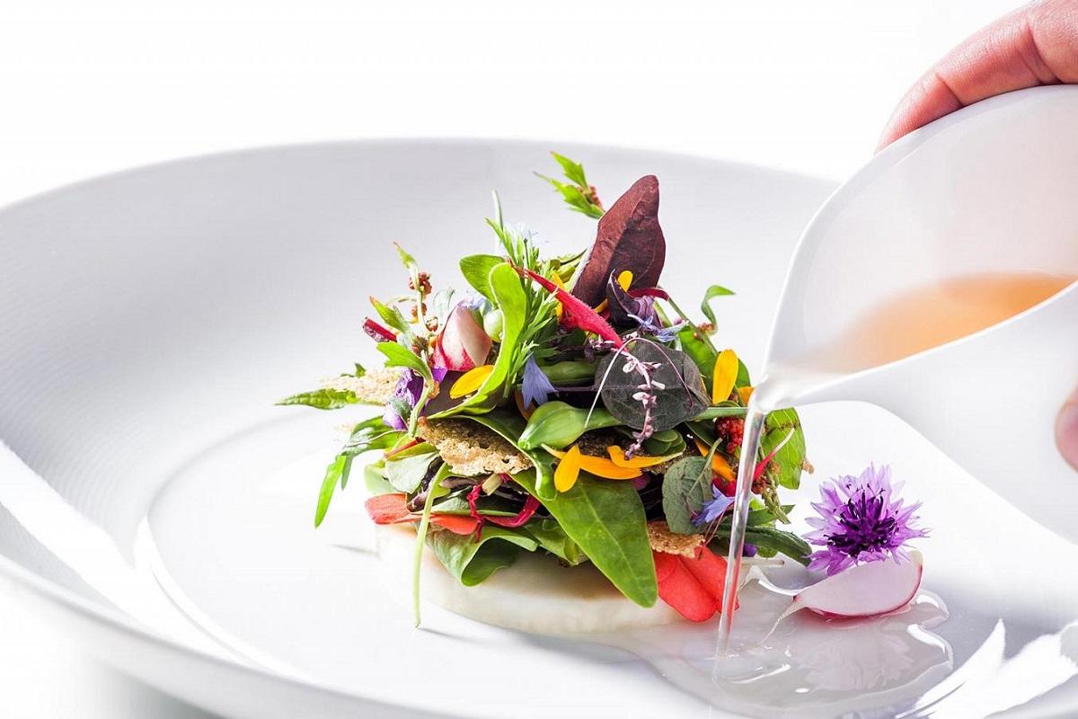 Mangiare a Bolzano - st.hubertus piatto