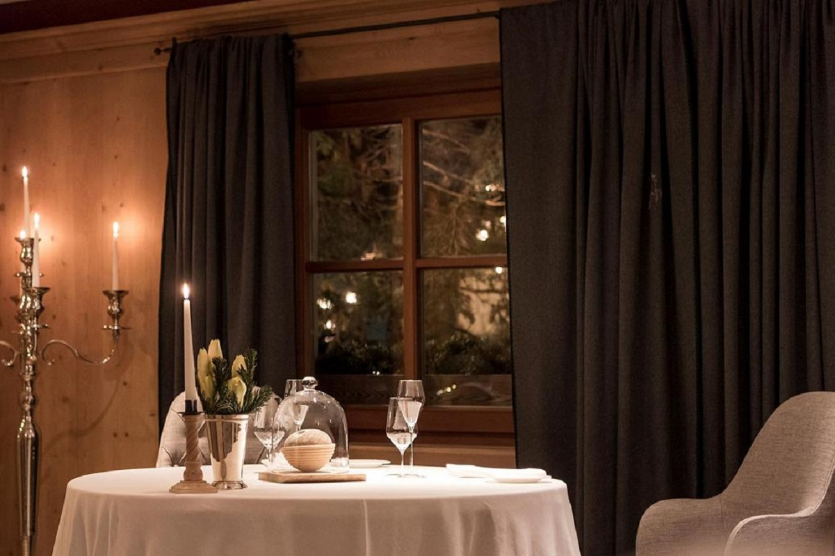 Mangiare a Bolzano - st.hubertus tavola