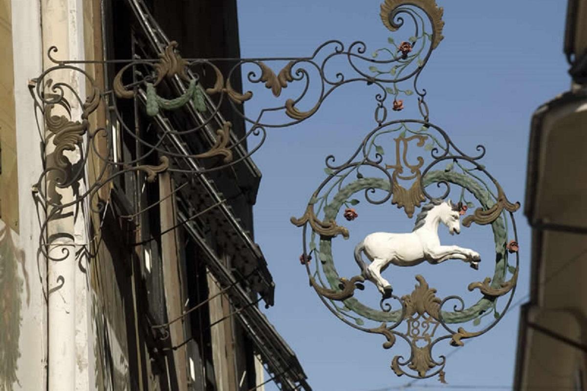 Mangiare a Bolzano - weisses-roessl cavallino bianco 2