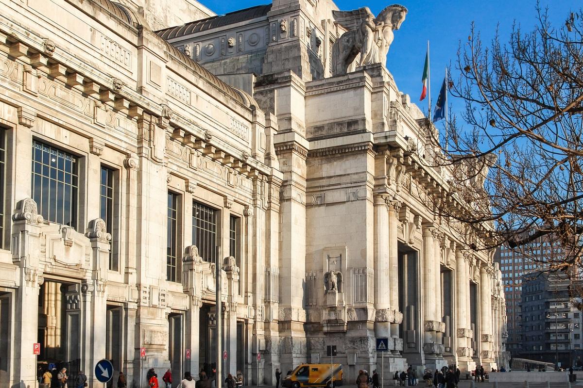 Milano Centrale storia e tesori nascosti nella stazione 2