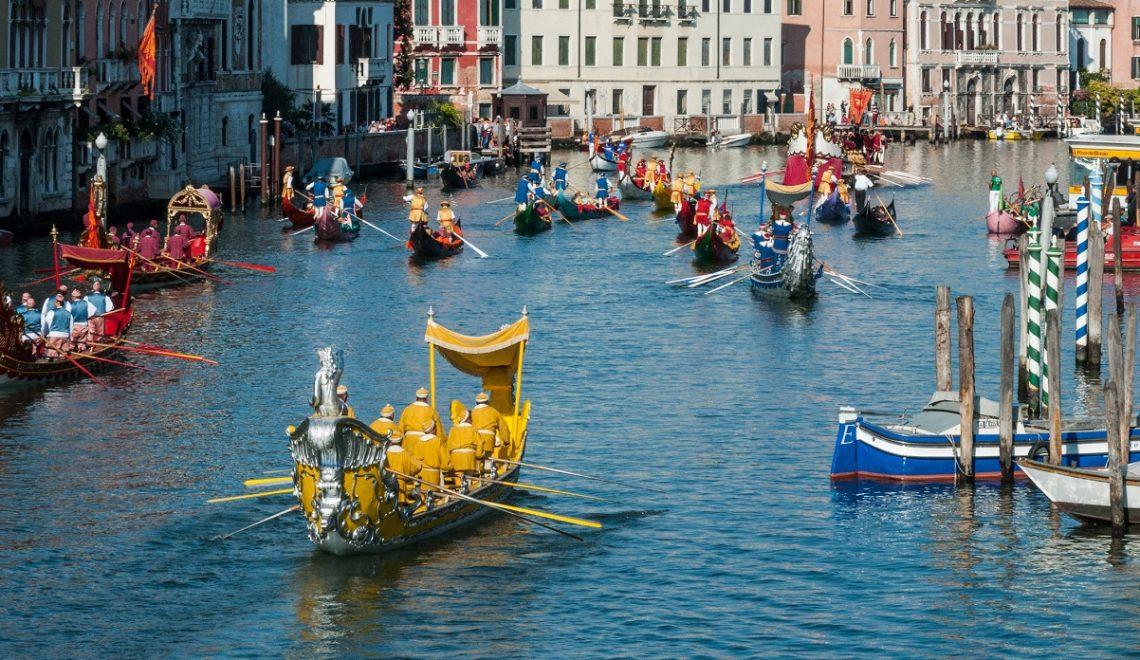 Regata Storica di Venezia: percorso e curiosità sulla gara