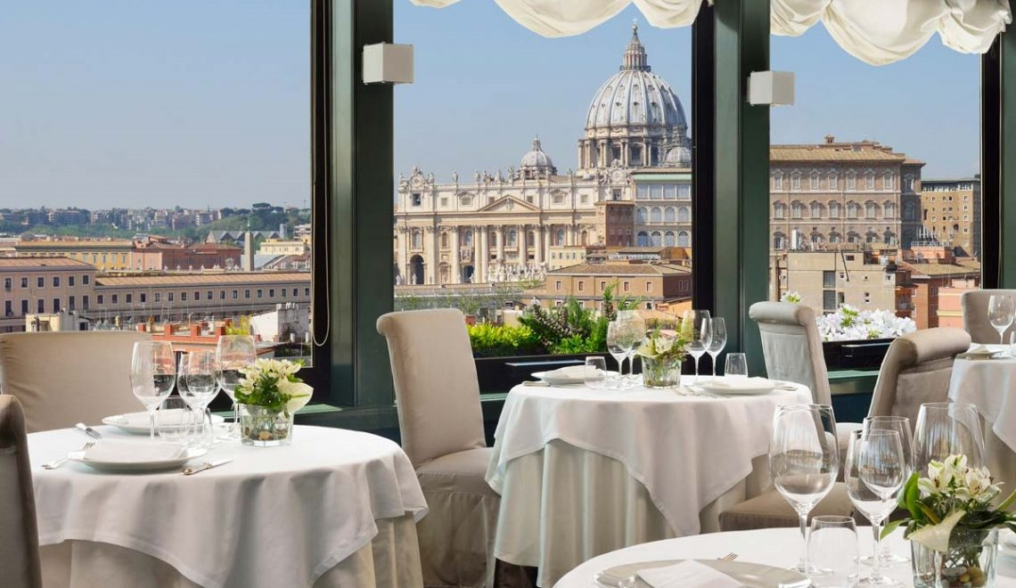 Ristoranti con terrazza a Roma: eccone 5 da non perdere | Italoblog