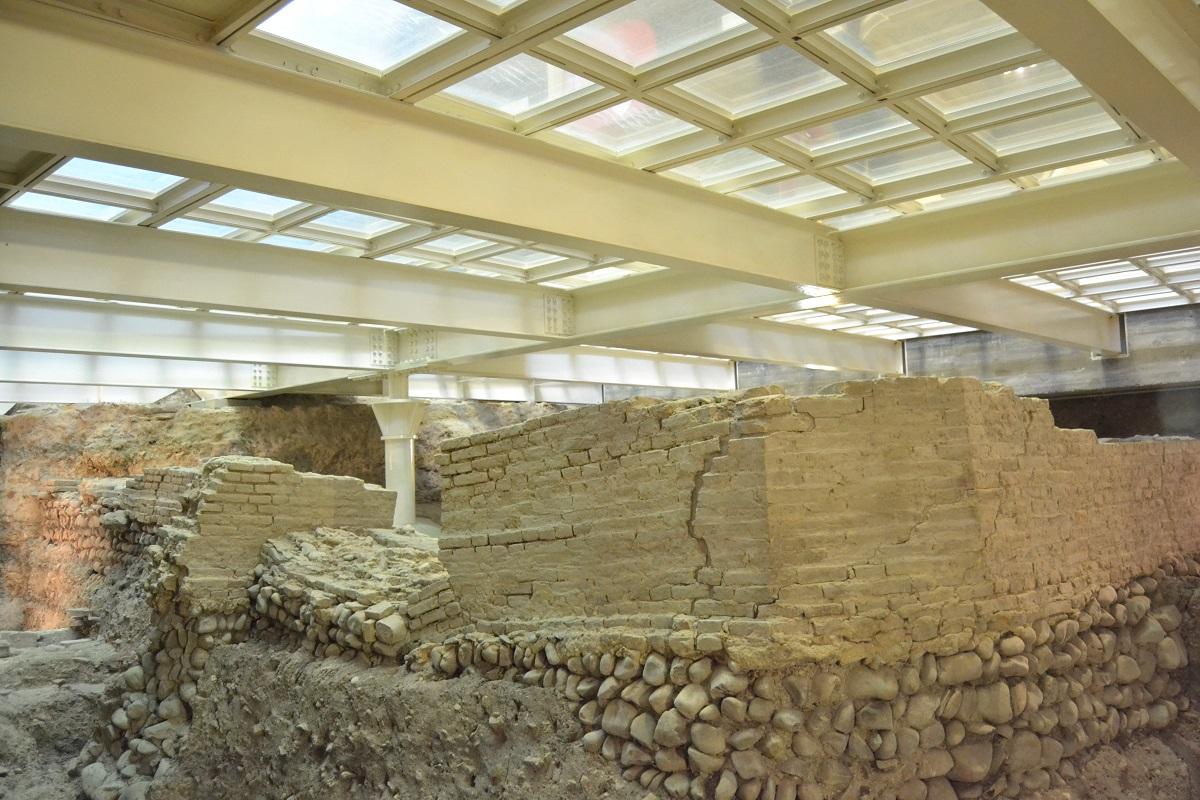 Visitare la Bologna sotterranea - scavi archeologici Salaborsa
