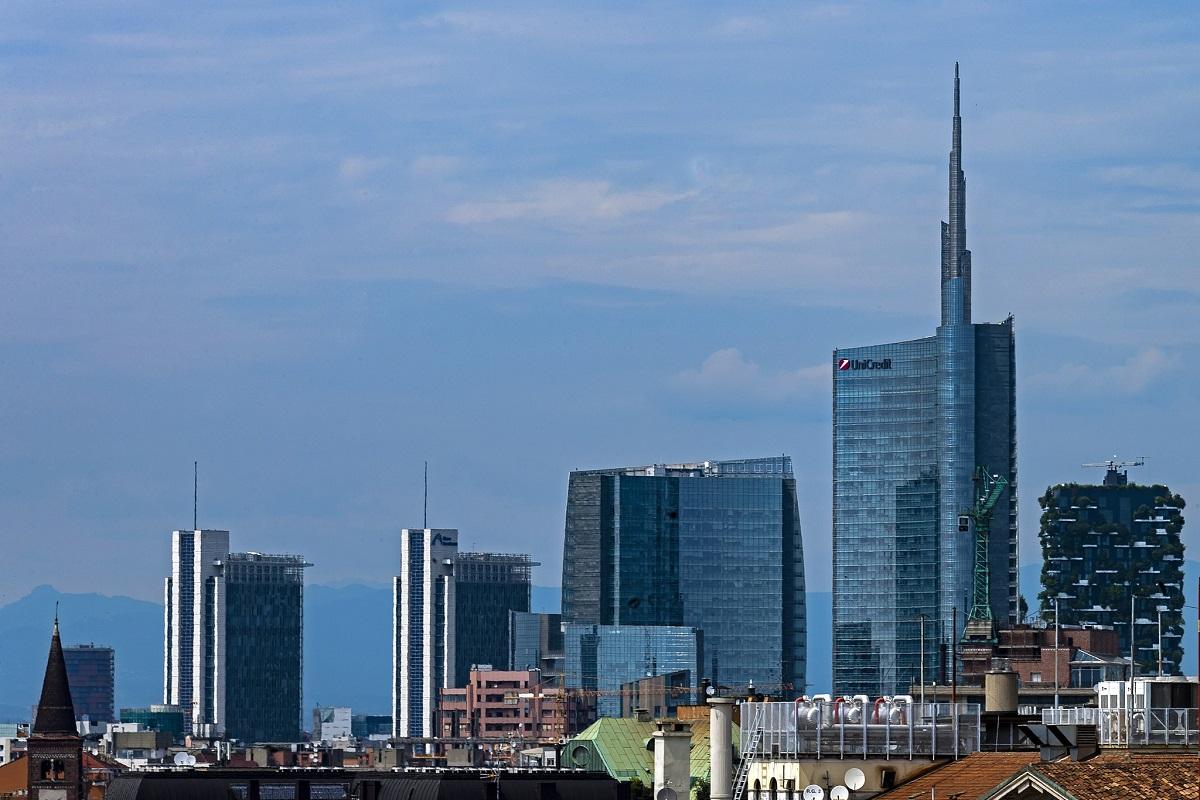 Grattacieli di Milano - Torre Unicredit