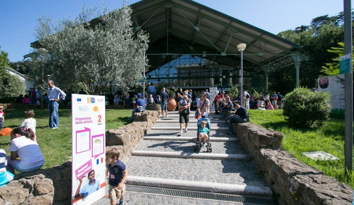 A Roma con i bambini tra zoo, musei e parco giochi
