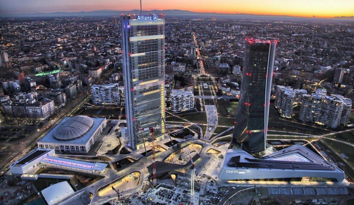 I grattacieli di Milano: lo skyline business d'Italia, da Gae Aulenti a Tre Torri