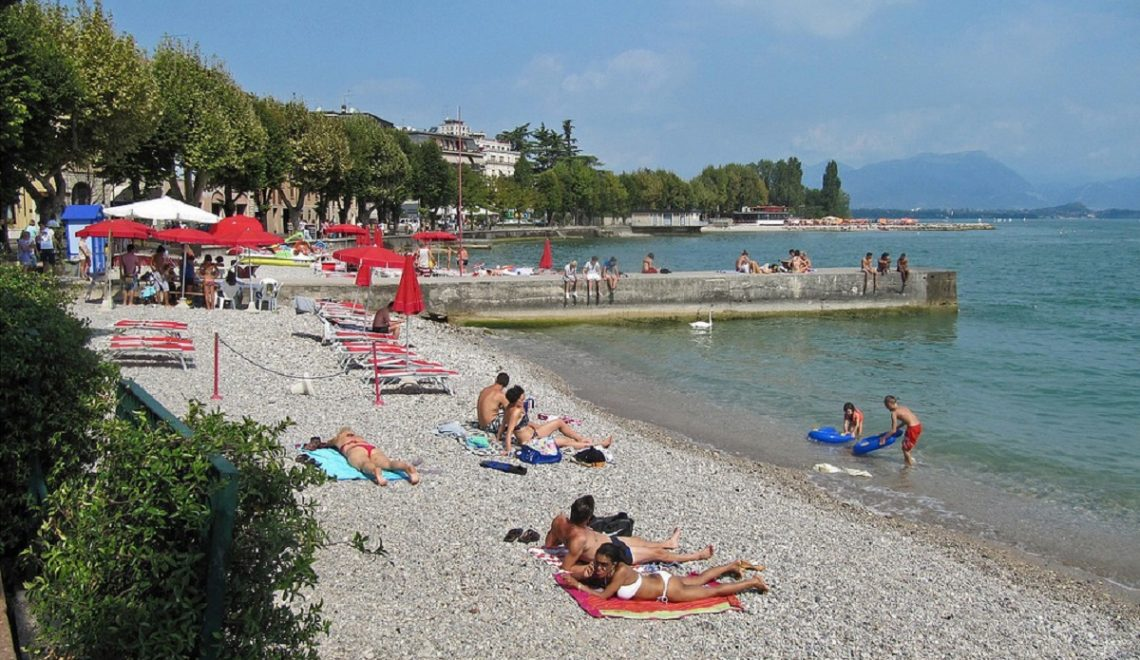 Mare o montagna? Lago… di Garda! Le spiagge più belle 2018