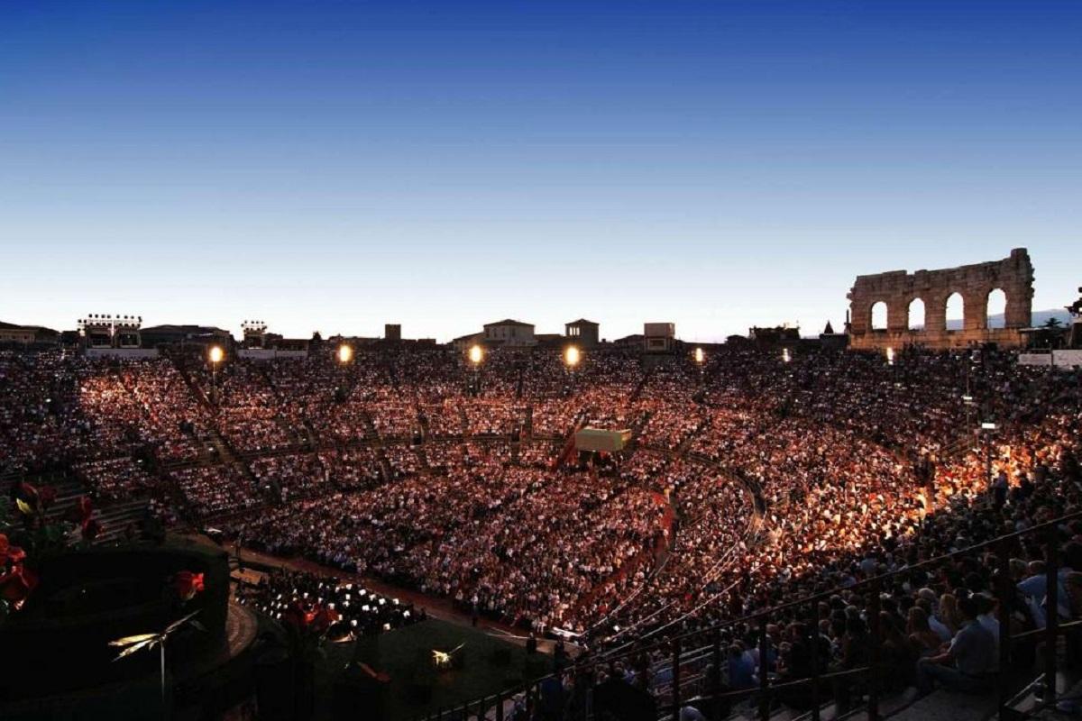 Stagione lirica italiana - Arena di Verona