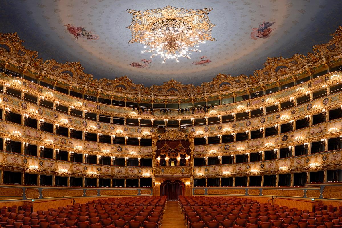 Stagione lirica italiana - FEST La Fenice di Venezia