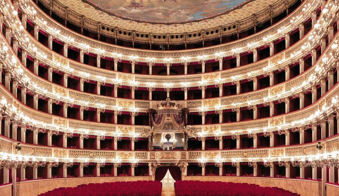 Stagione lirica italiana - Teatro San Carlo Napoli