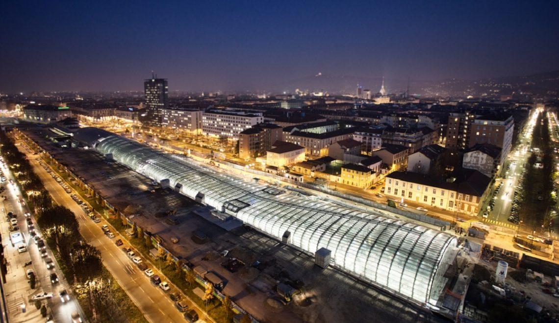 Porta Susa, il progetto della seconda stazione Alta Velocità di Torino