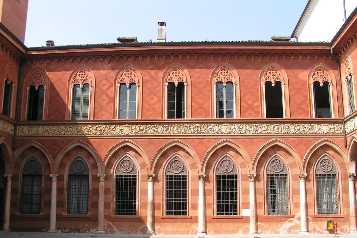 Città rinascimentali Cremona Palazzo Trecchi