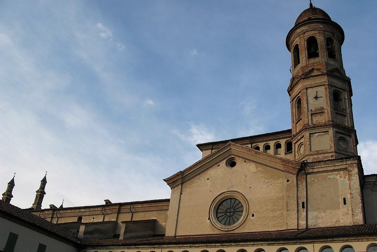 Città rinascimentali - Cremona San Sigismondo credits ho visto nina volare