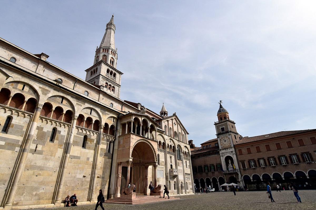 Città rinascimentali - Modena credits Alan_W100