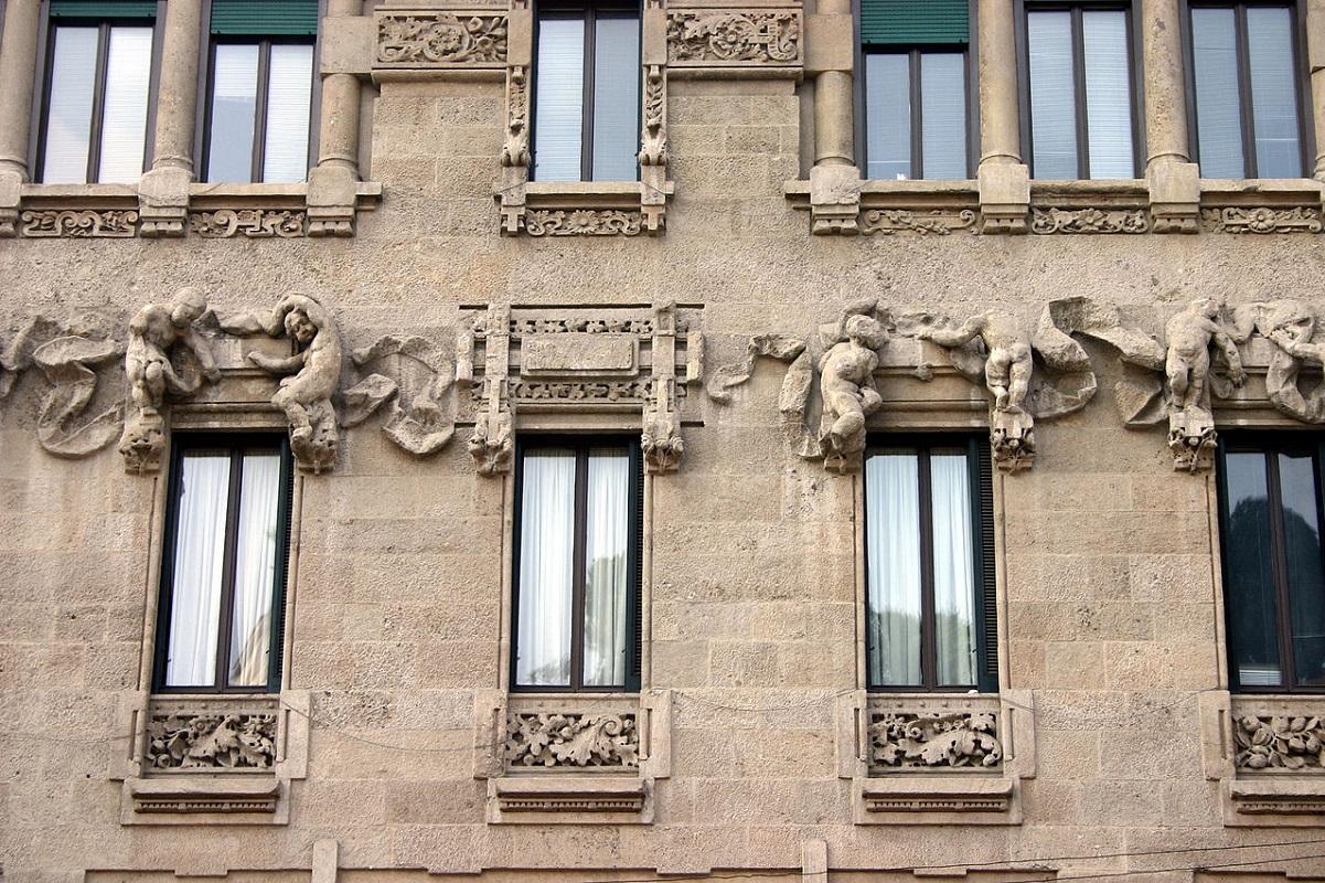 Liberty a Milano- Palazzo Castiglioni credits G.dallorto