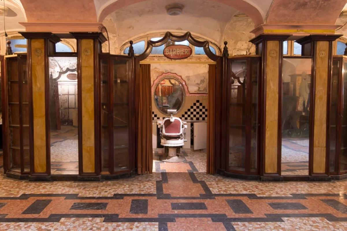 Liberty a Milano - albergo diurno 1 credits FAI Fondo Ambiente Italiano
