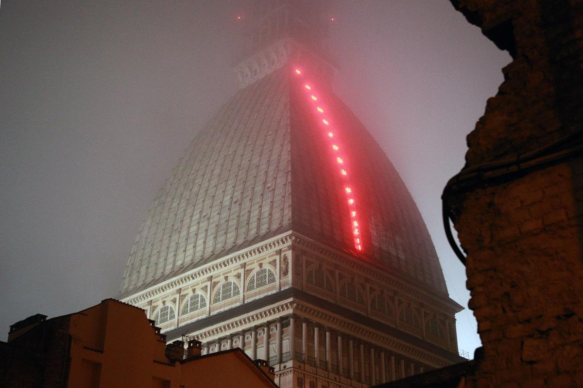 Luci d'Artista Torino - Mario Merz