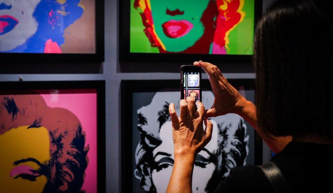Una mostra pop art? Meglio due: c'è Andy Warhol a Roma e Bologna!