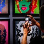Mostra Andy Warhol Roma foto - credits Gianfranco Fortuna