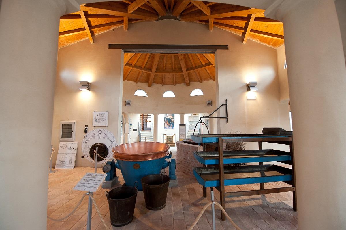 Musei del cibo Parma - Museo del Parmigiano Reggiano - Soragna (PR) (Foto L. Rossi)