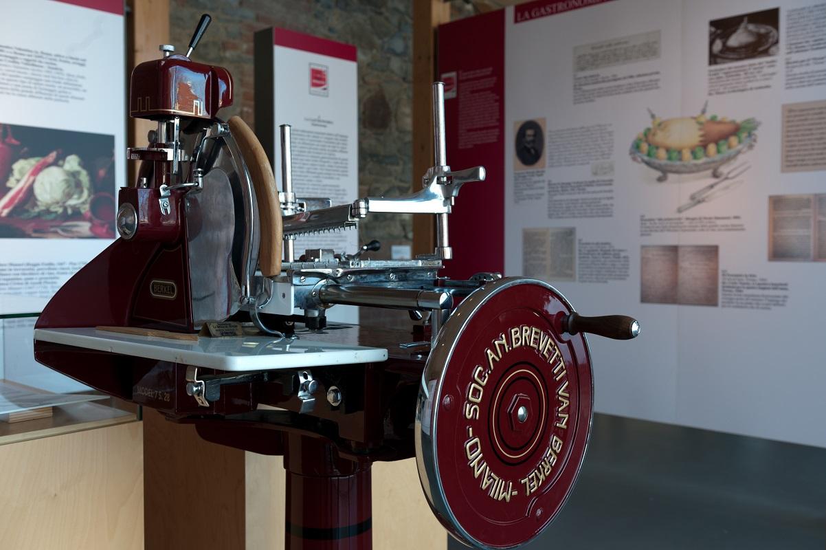 Musei del cibo Parma - Museo del Prosciutto - Langhirano (PR) (Foto L. Rossi)