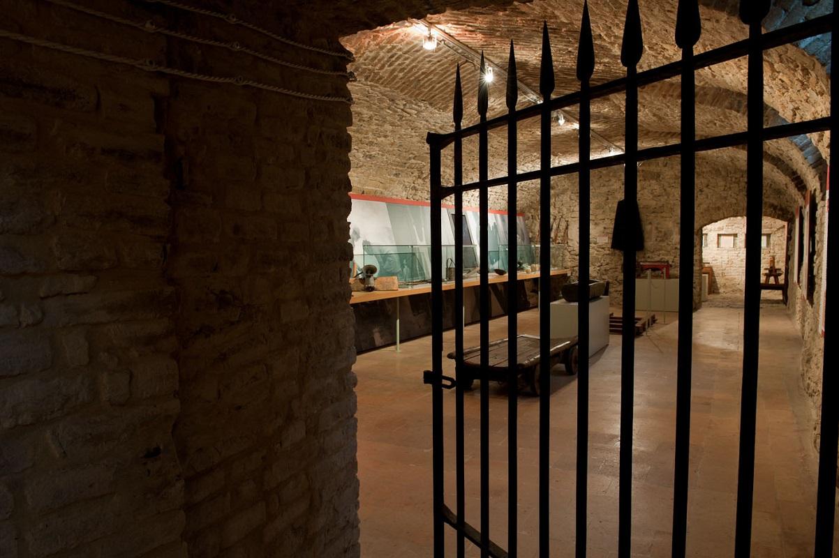 Musei del cibo Parma - Museo del Salame - Felino PR (Foto L. Gandolfi)