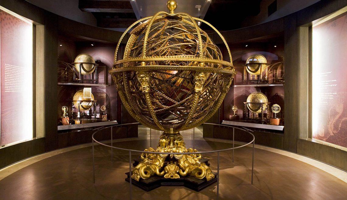 I laboratori più belli del Museo Galileo per un weekend in famiglia a Firenze