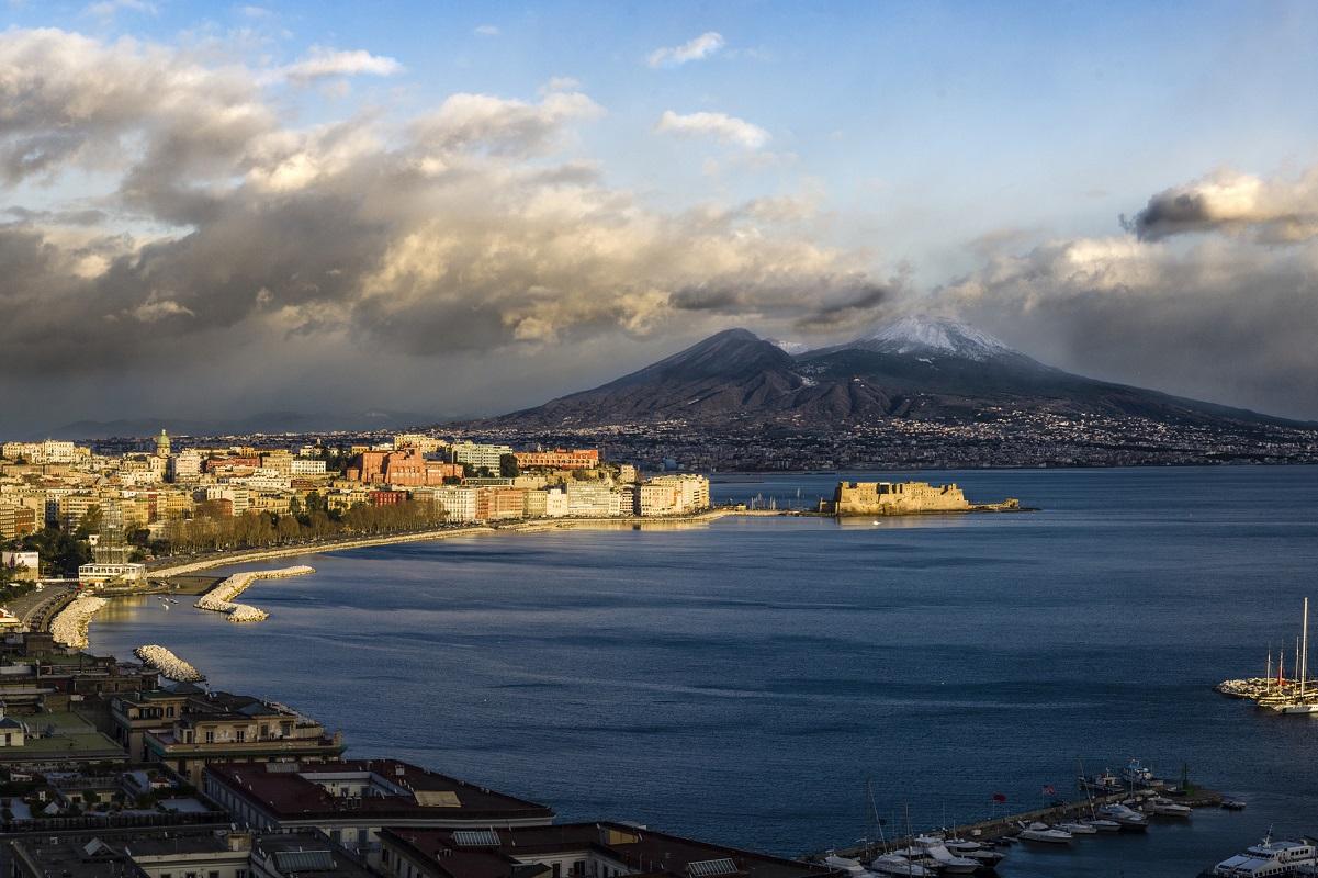 Ponte Ognissanti - Napoli credits Francesco Di Benedetto via Flickr