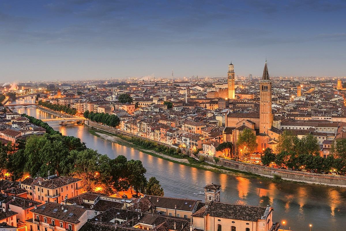 Ponte Ognissanti - Verona credits Flavio Ciafaroni via Flickr