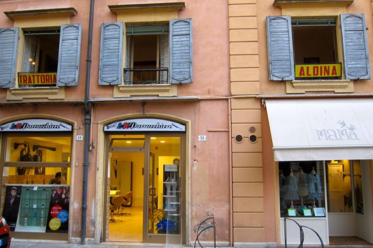 Ristoranti Modena - Trattoria Aldina credits radionumberone