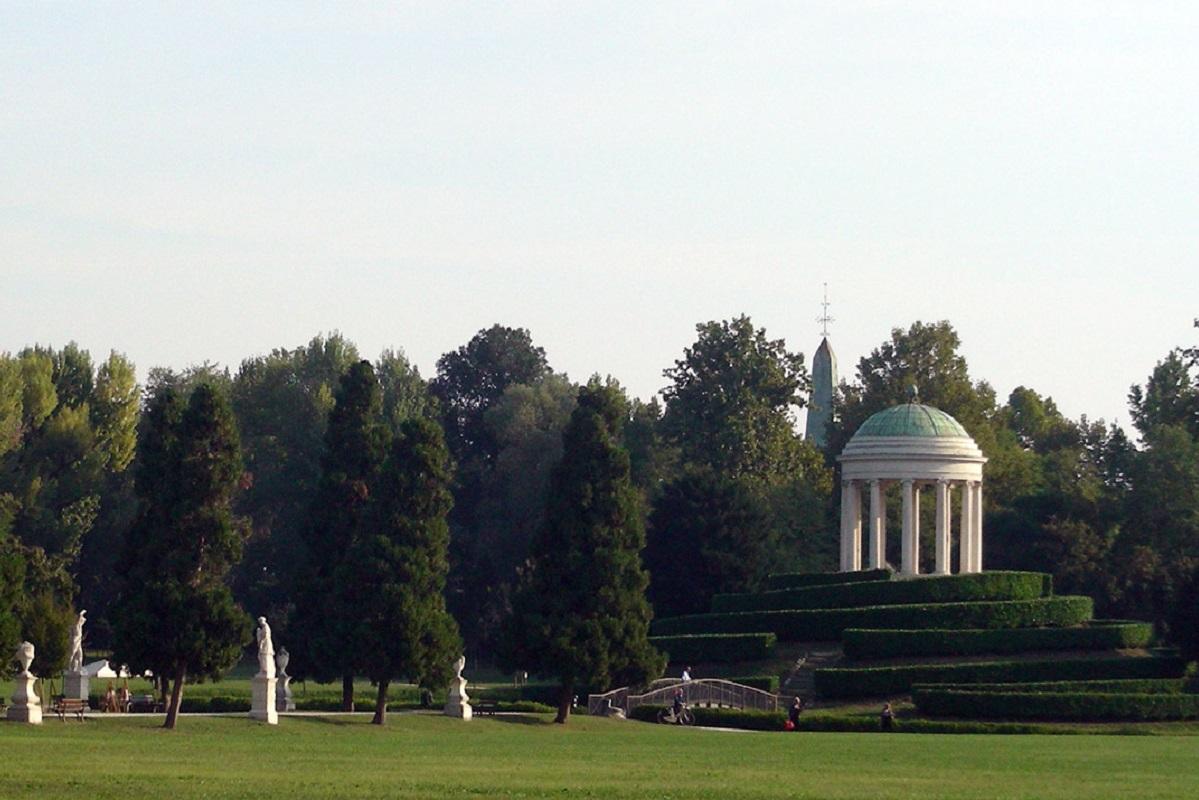 Vicenza cosa vedere - Parco Querini