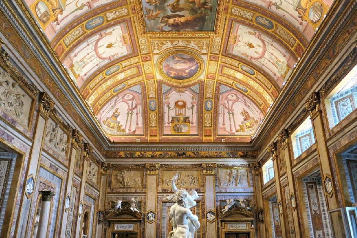 Visitare Roma Villa Borghese -2 Peet Astn via Flickr