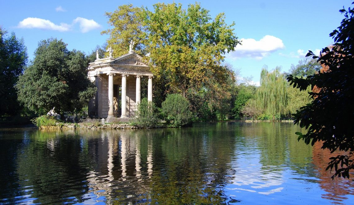 Visitare Villa Borghese tra terrazza del Pincio, parco e museo