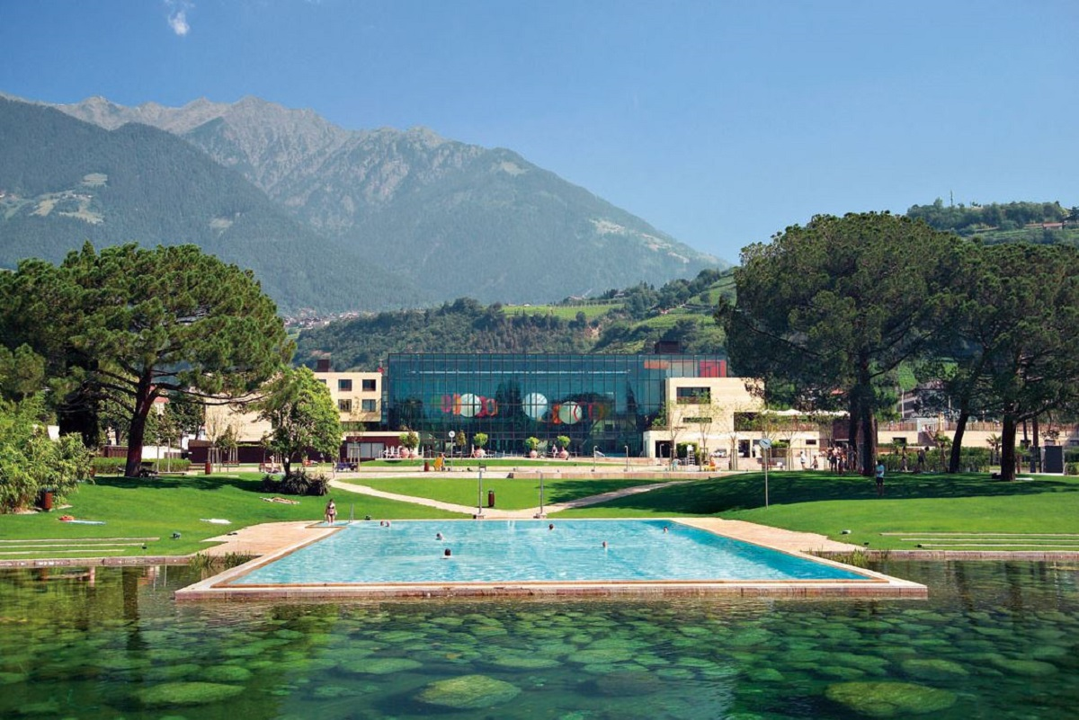 Weekend alle terme in città - Terme Merano credits Tappeiner
