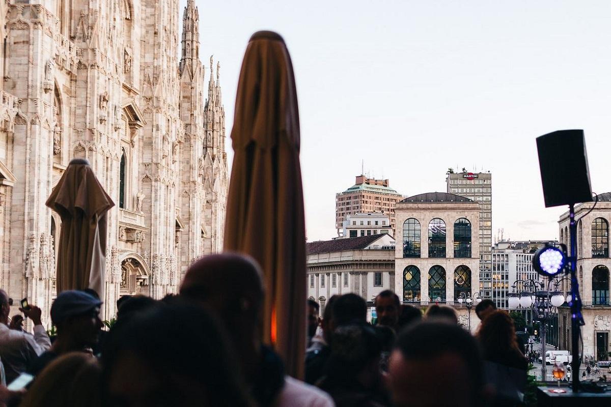 Aperitivo Con Vista Panoramica A Milano I Nostri Indirizzi