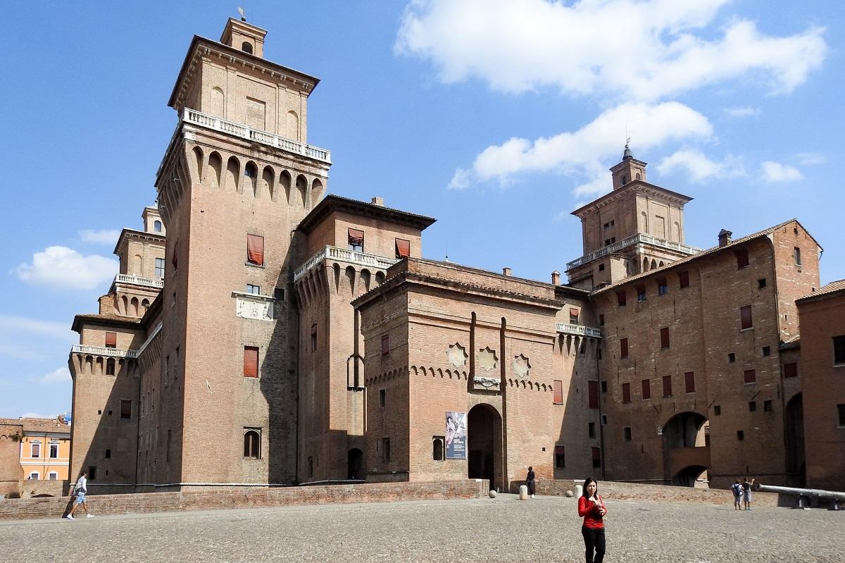 Castelli più belli - Ferrara credits xiquinhosilva via Flickr