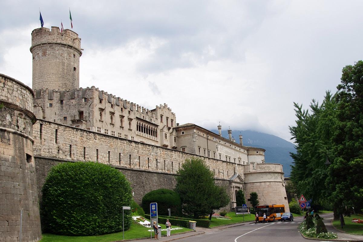 Castelli più belli - Trento credits Jakub Hałun