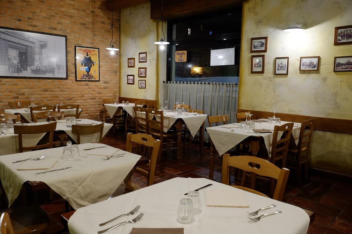 Dove mangiare la migliore cotoletta di Milano - Osteria dell Acquabella